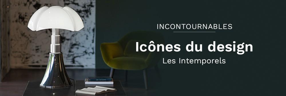 Icônes du design : les intemporels