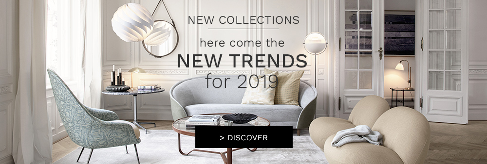 New Collections: Here come the New Trends for 2019