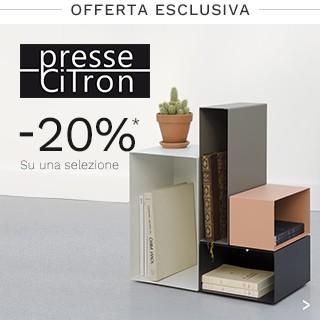 Presse Citron -20% su MadeInDesign