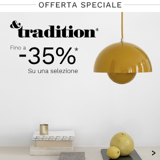 Offerta &tradition fino a -35%