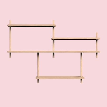 The Jeanne shelf by Hartô