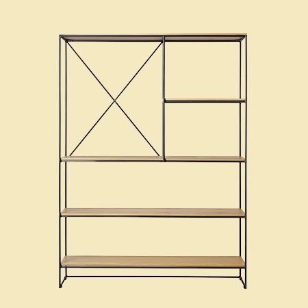The Planner bookcase by Fritz Hansen