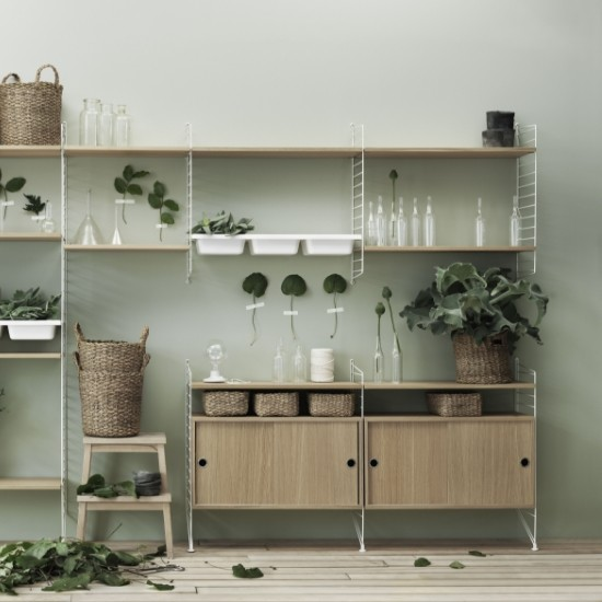 3. The Modern Nature shelf