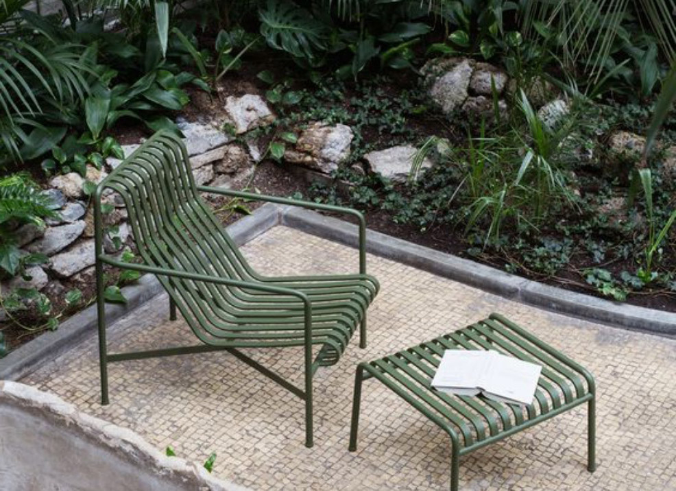 L'outdoor di design