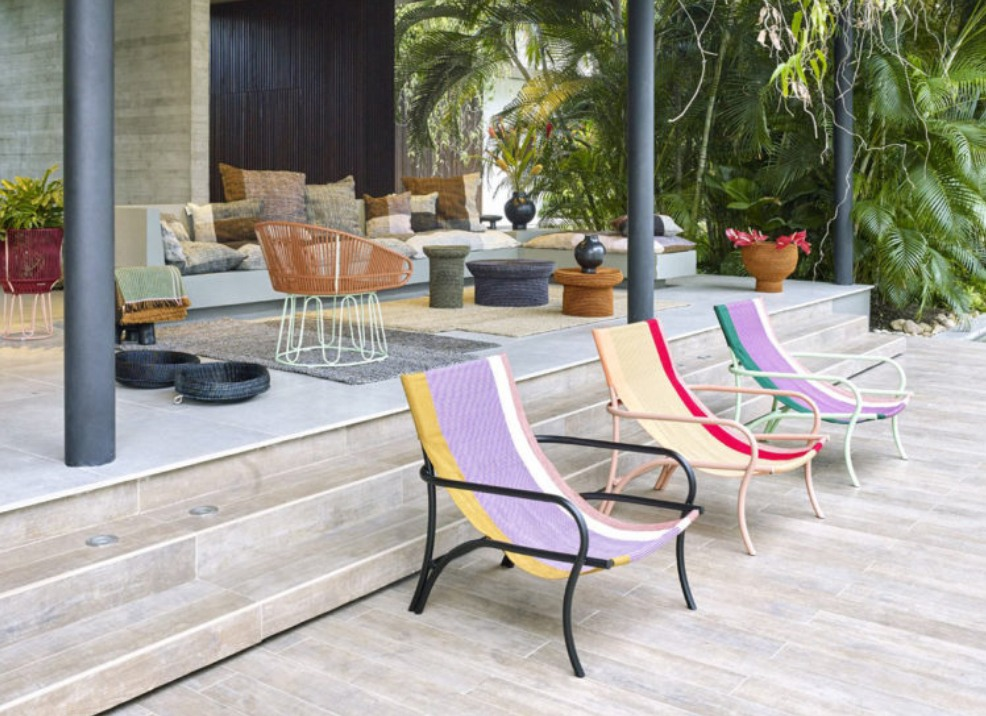 Eco design outdoor