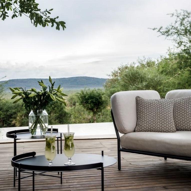 Lounge-Bereiche