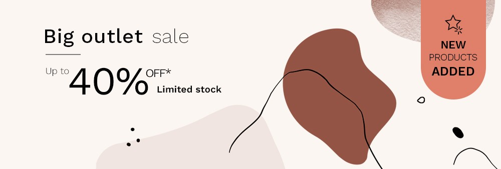 Big outlet sale