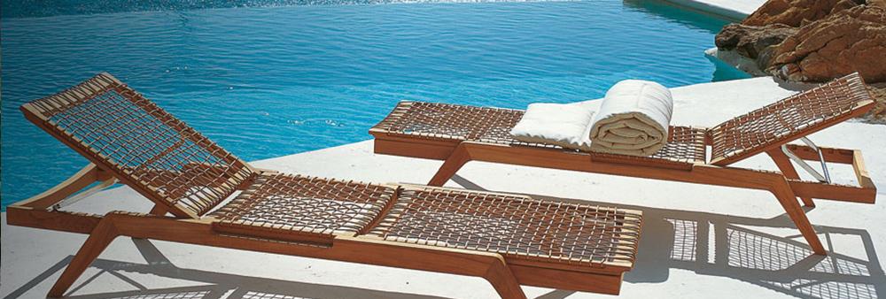 Bords de piscine