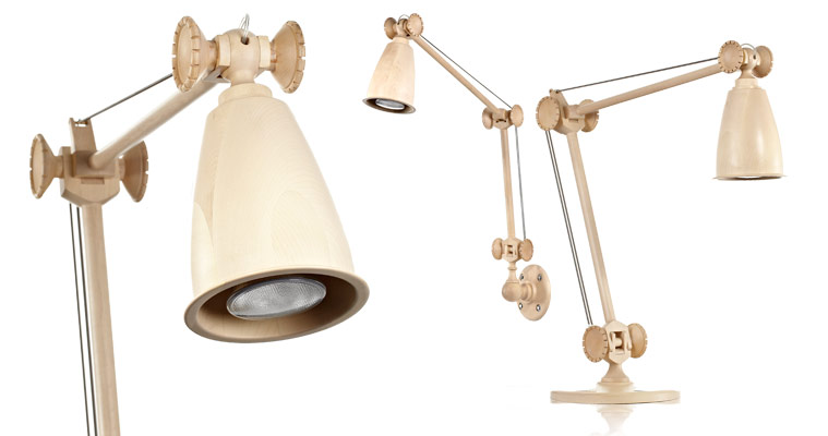 POSITION LAMP par Rooms