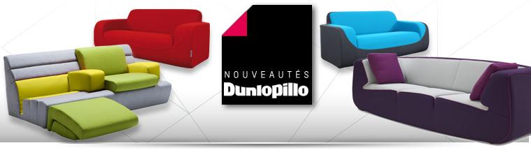 Nouveautés Dunlopillo