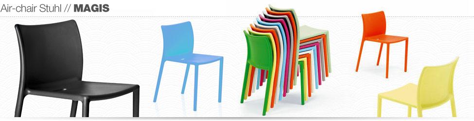 Entdecken sie colorama die letzten trends im wohndesign for Air chair stuhl