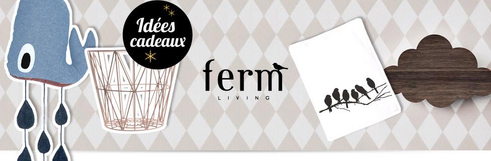 Découvrez la boutique Ferm Living