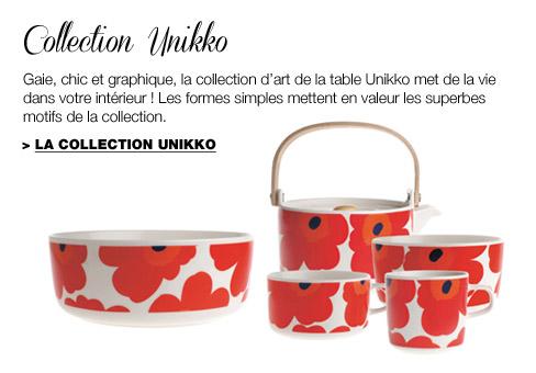 Marimekko : collection unikko