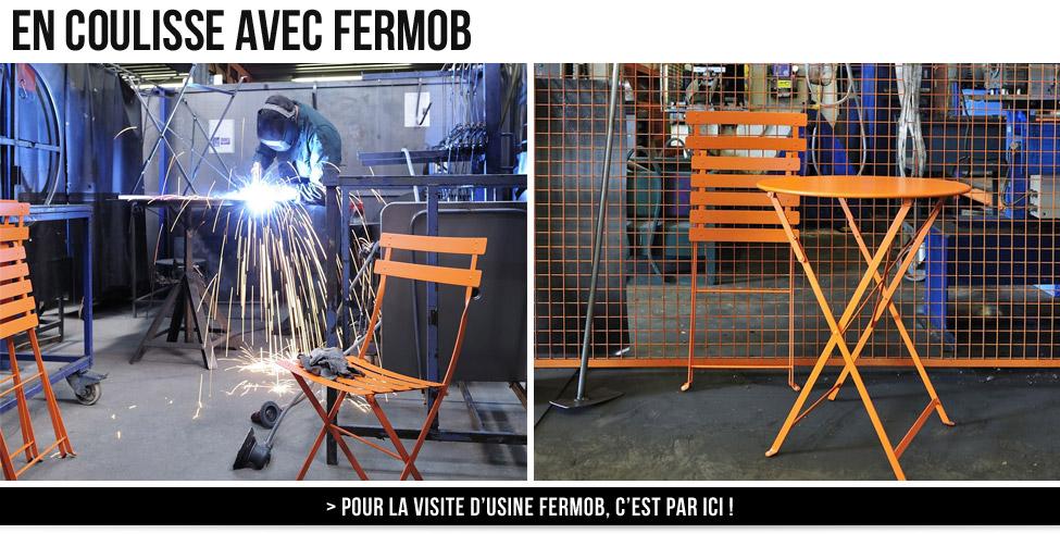 Fermob Forever : collection Printemps/été 2013