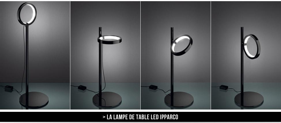 Les luminaires Artemide et Luceplan