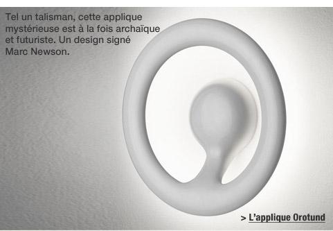 Semaine du luminaire : les nouveautés flos made in design