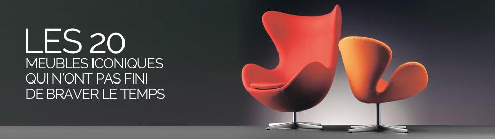 Semaine du mobilier le top 20 des ic nes du design - Semaine du mobilier chez made in design jusqua ...
