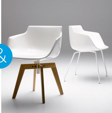 Tables & Chaises : le bon mix !