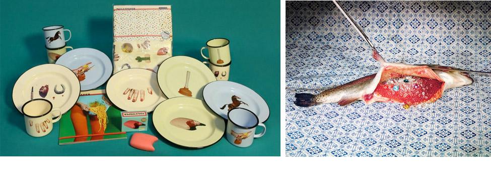 Toiletpaper : Quand l'art contemporain se met à table…