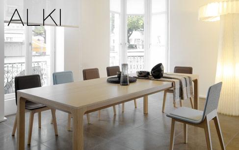 Alki mobilier contemporain cologique made in design for Mobilier bureau ecologique