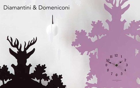 Discover Diamantini & Domeniconi clocks collection on Made In ...
