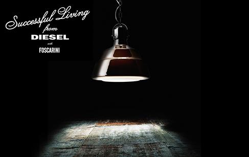 Plafoniera Foscarini : Scopri la collezione diesel with foscarini disponibile su made in
