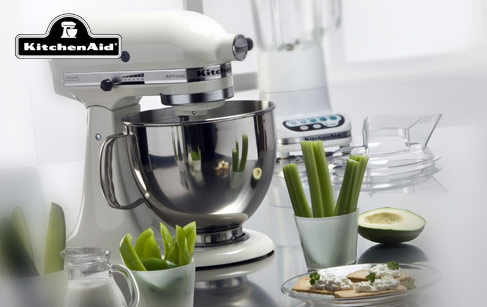 kitchenaid robot m nager accessoires de cuisine made in design. Black Bedroom Furniture Sets. Home Design Ideas