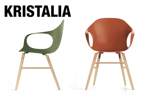 kristalia collection made in design uk