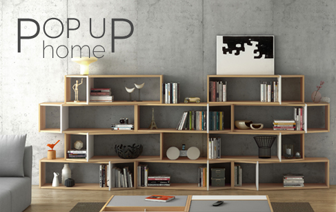 pop up home made in design. Black Bedroom Furniture Sets. Home Design Ideas