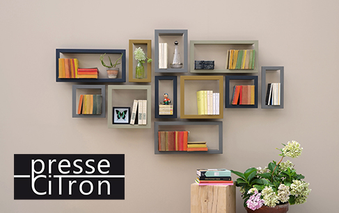 collection presse citron made in design. Black Bedroom Furniture Sets. Home Design Ideas